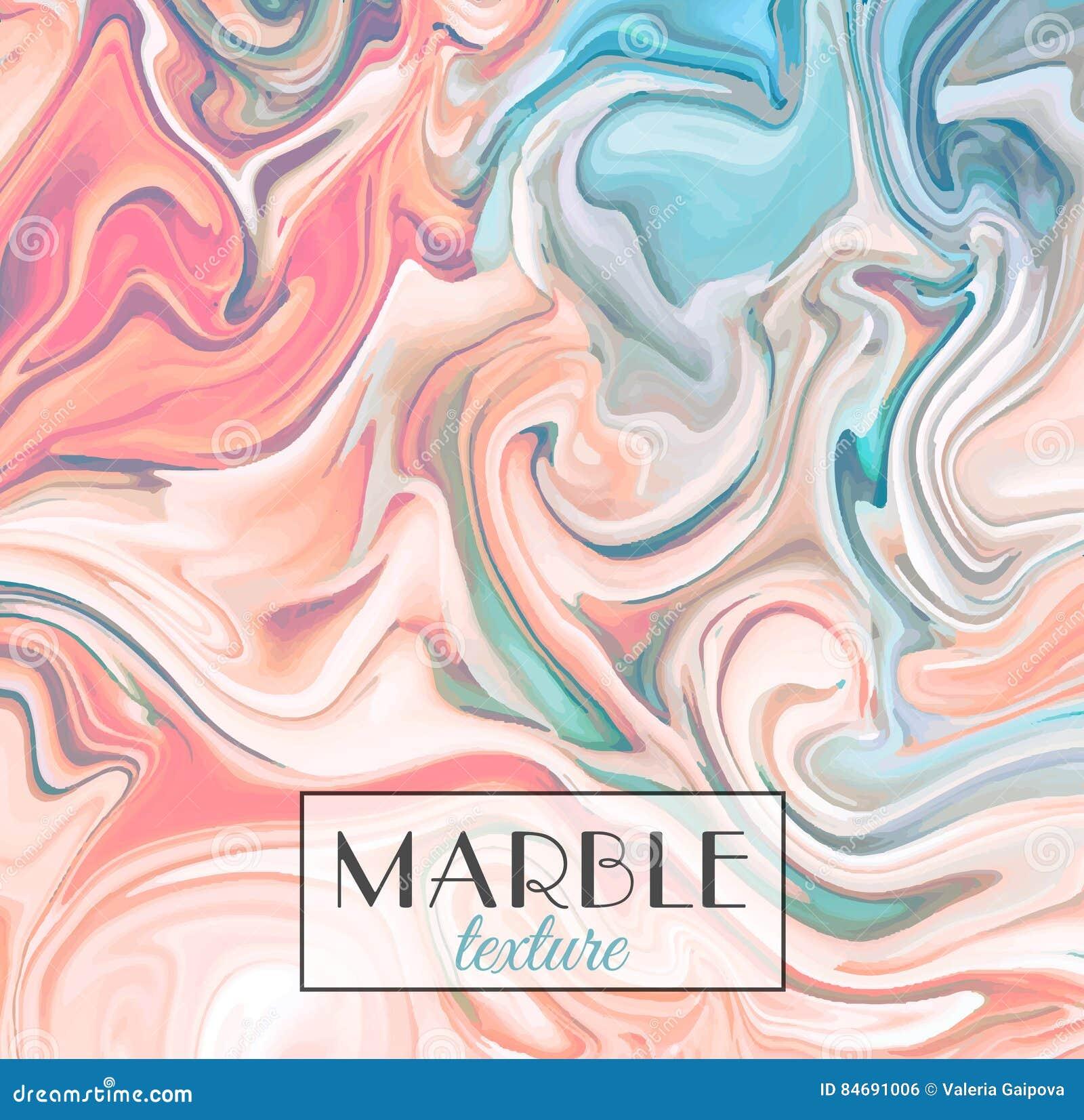 Marmorera som bakgrund är kan marmorera använd textur färgrik vektor för abstrakt bakgrund måla färgstänk