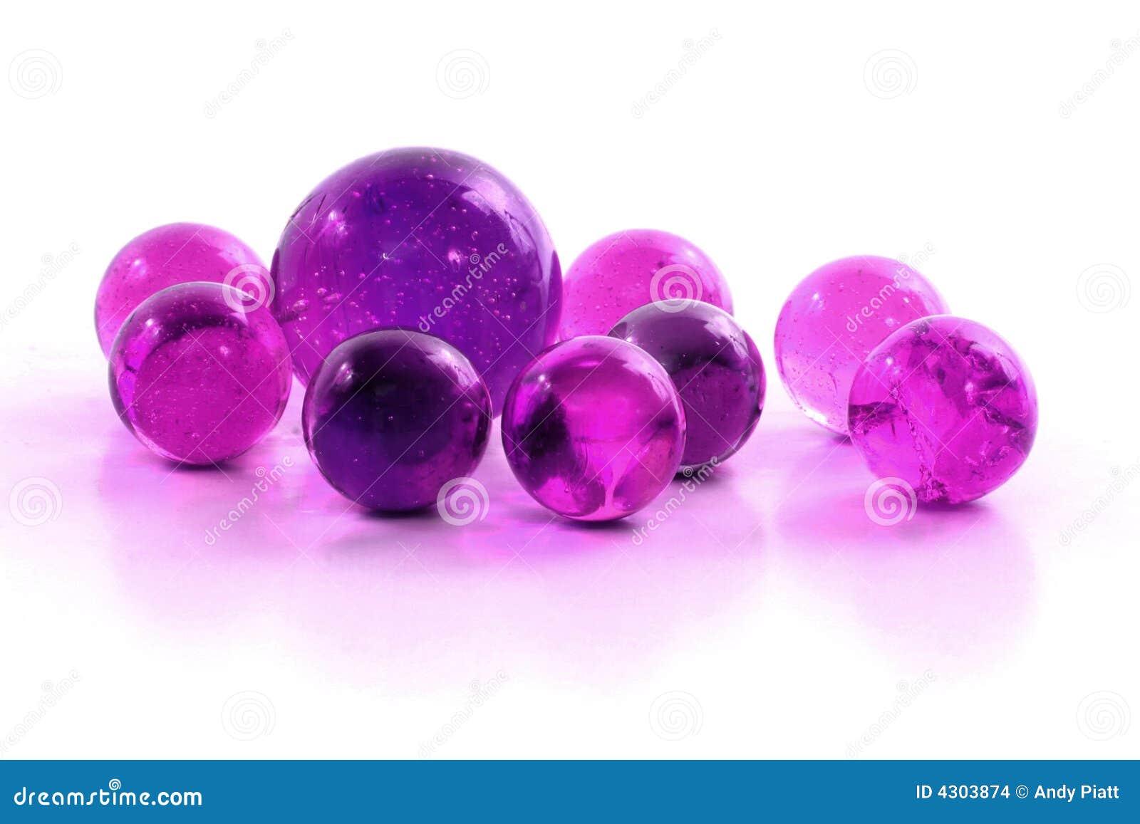 Marmorerar purple