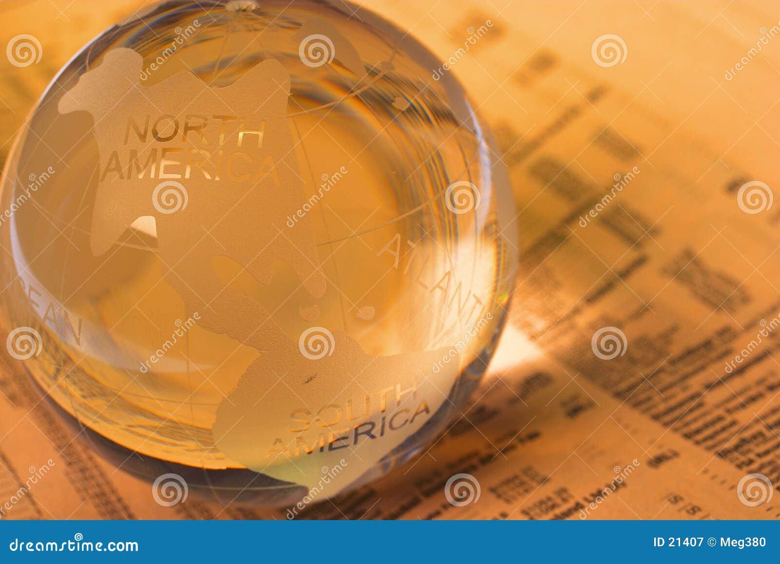 Marmur globus