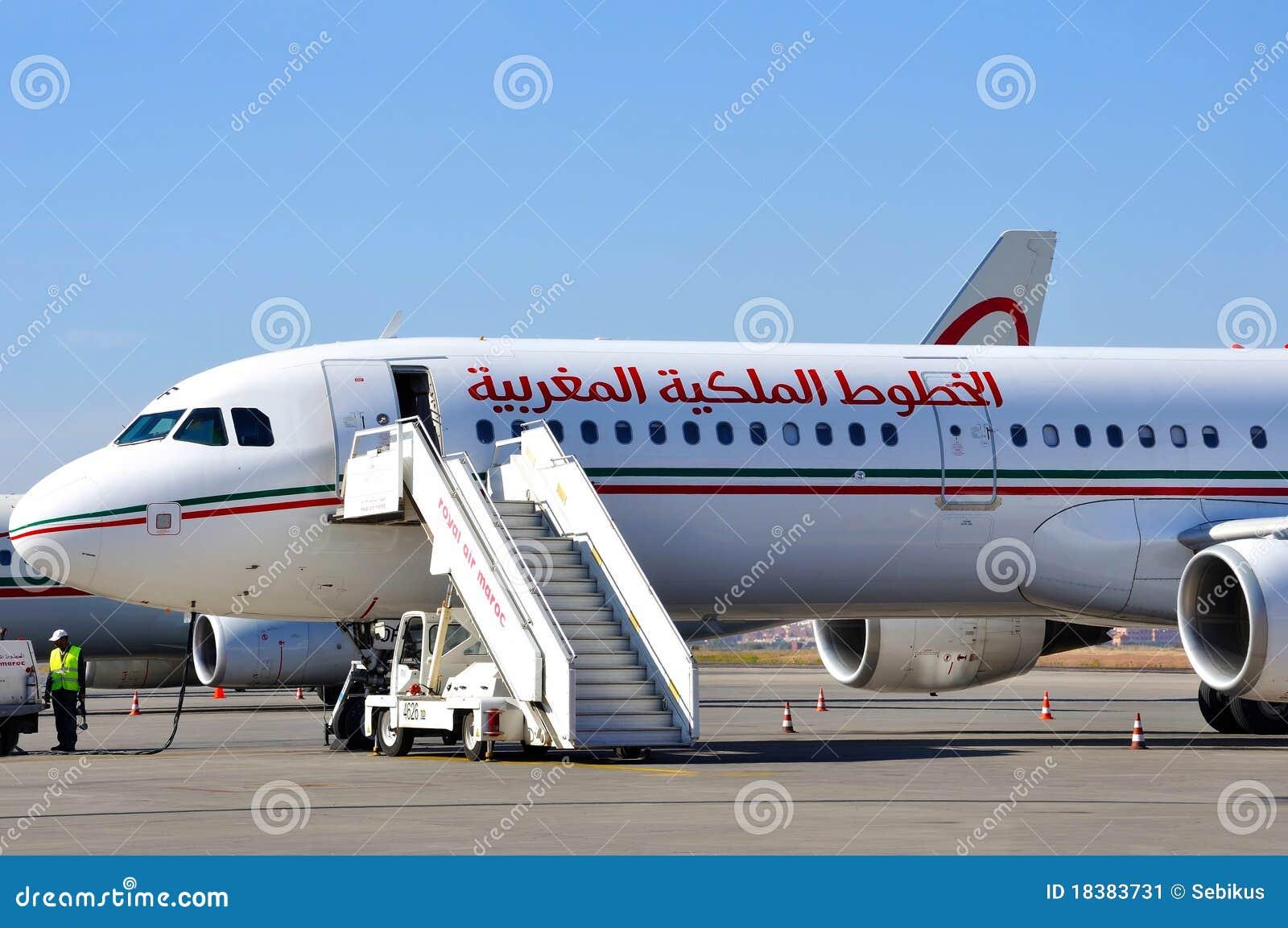 Maroc воздушных судн воздуха королевское