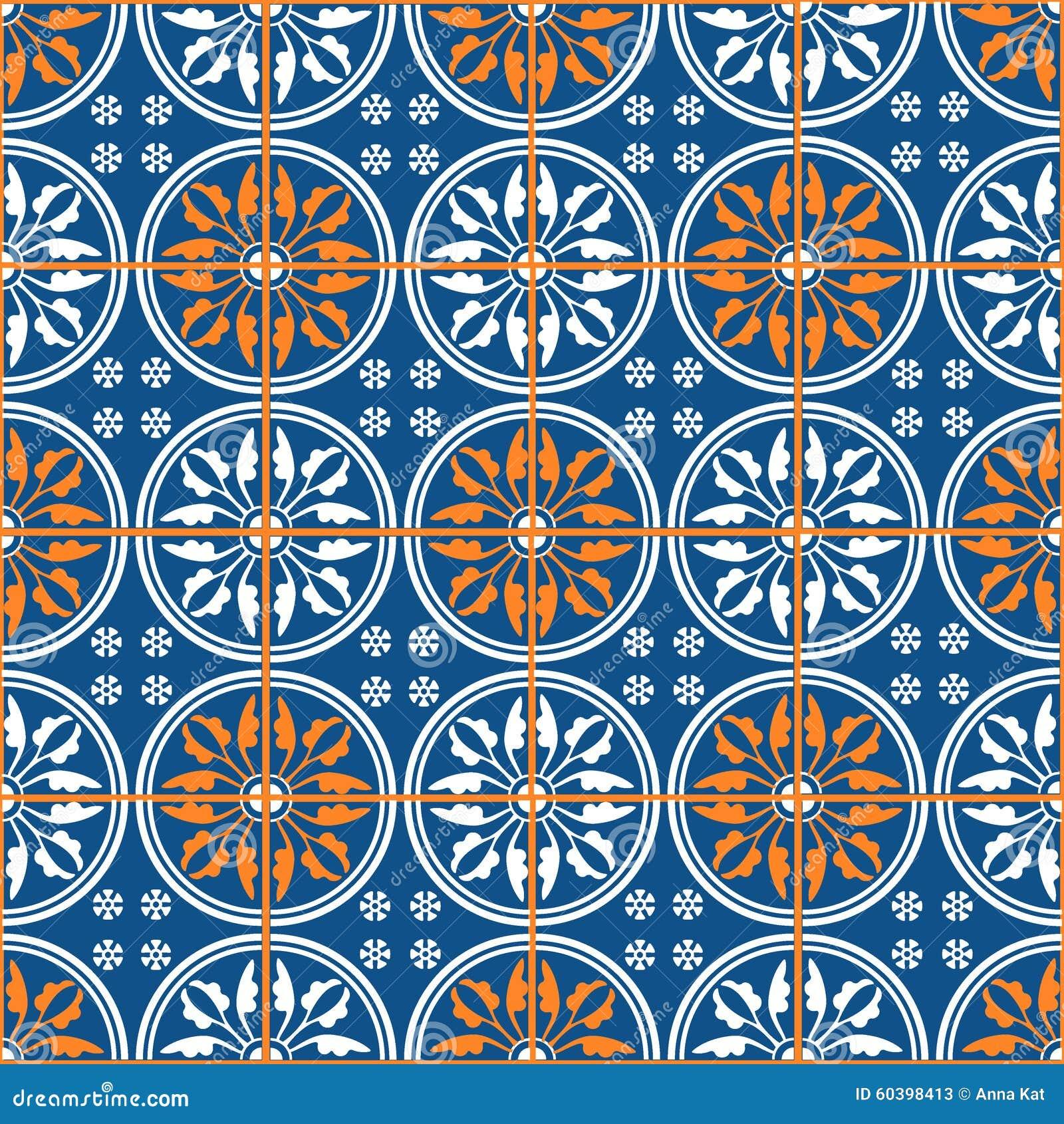Marokkanische fliesen vektor abbildung illustration von for Marokkanische fliesen