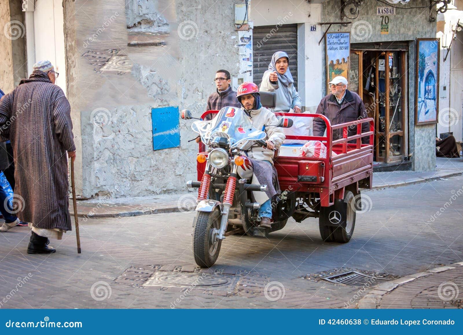 Marokko-Leute