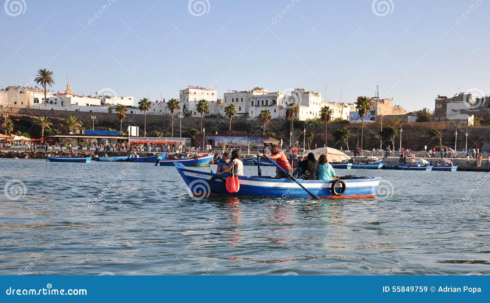 Marokko, Verkauf