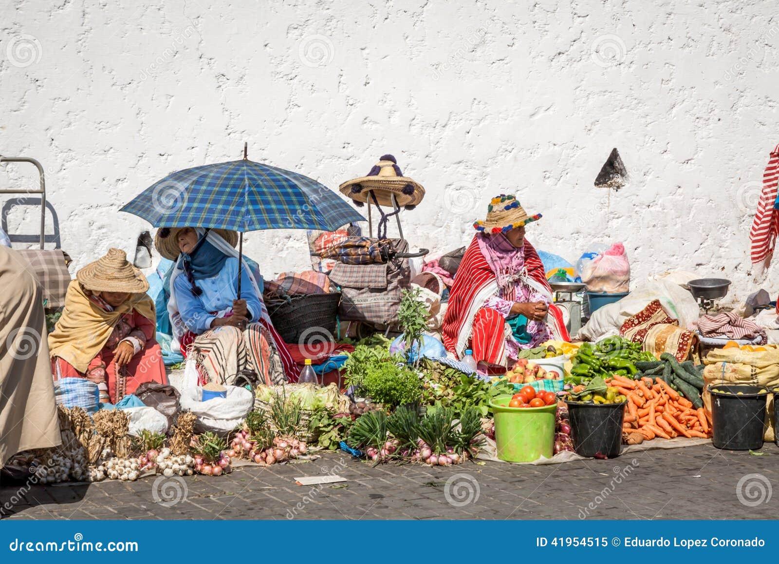 Maroko ludzie
