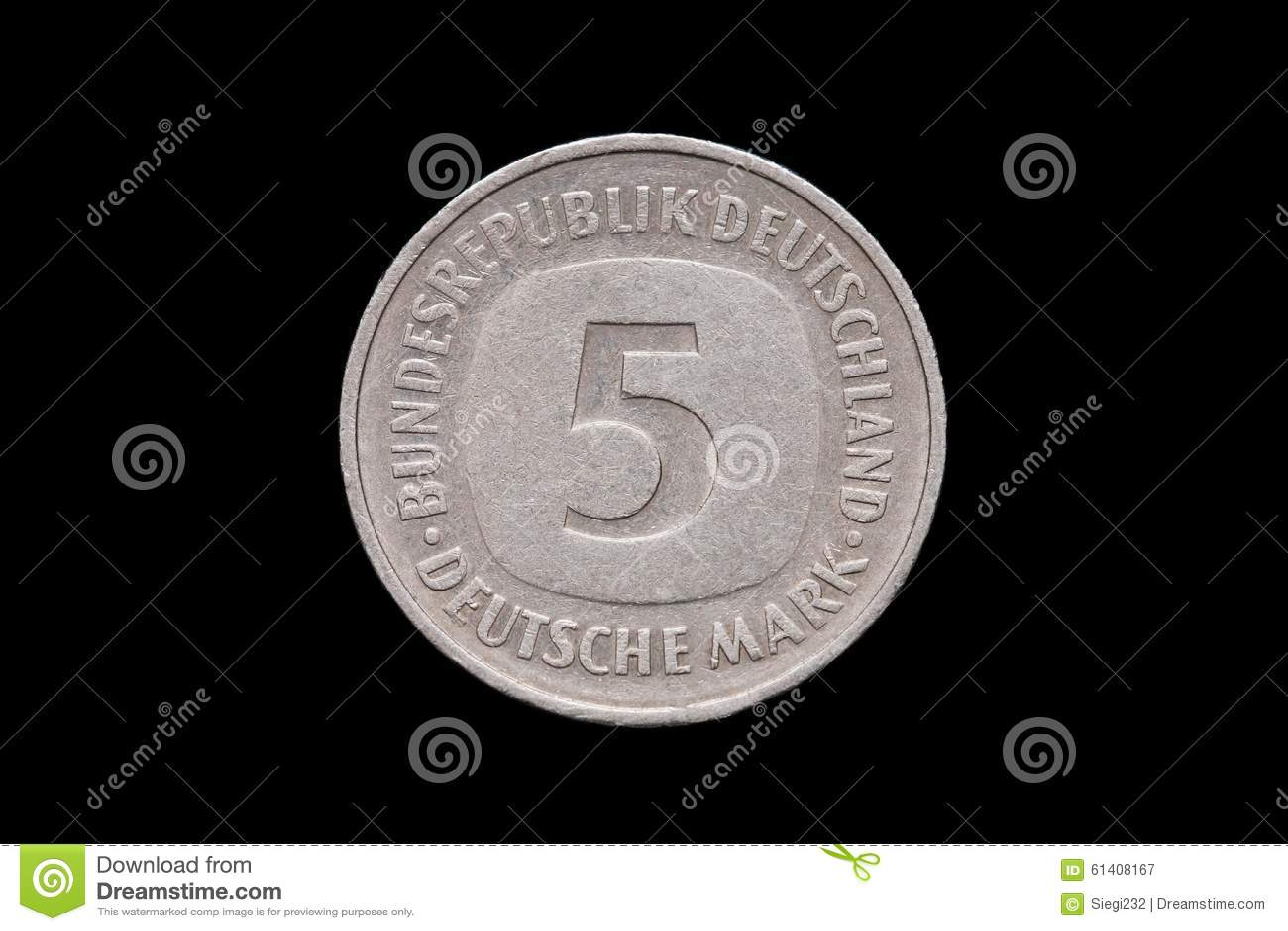 Coutume Allemande marque cinq allemande image stock. image du coutume, fédéral - 61408167