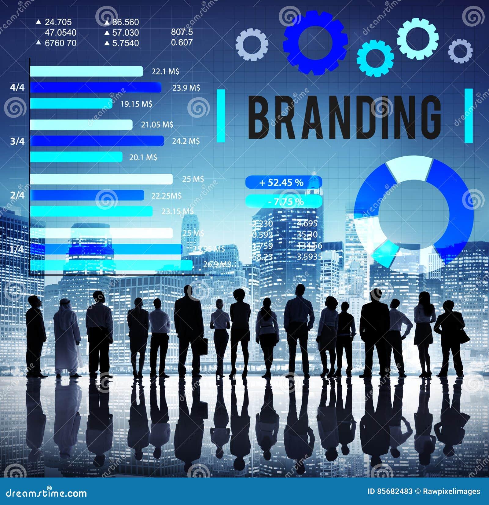 Marque stigmatisant le concept de bannière de la publicité de Copyright