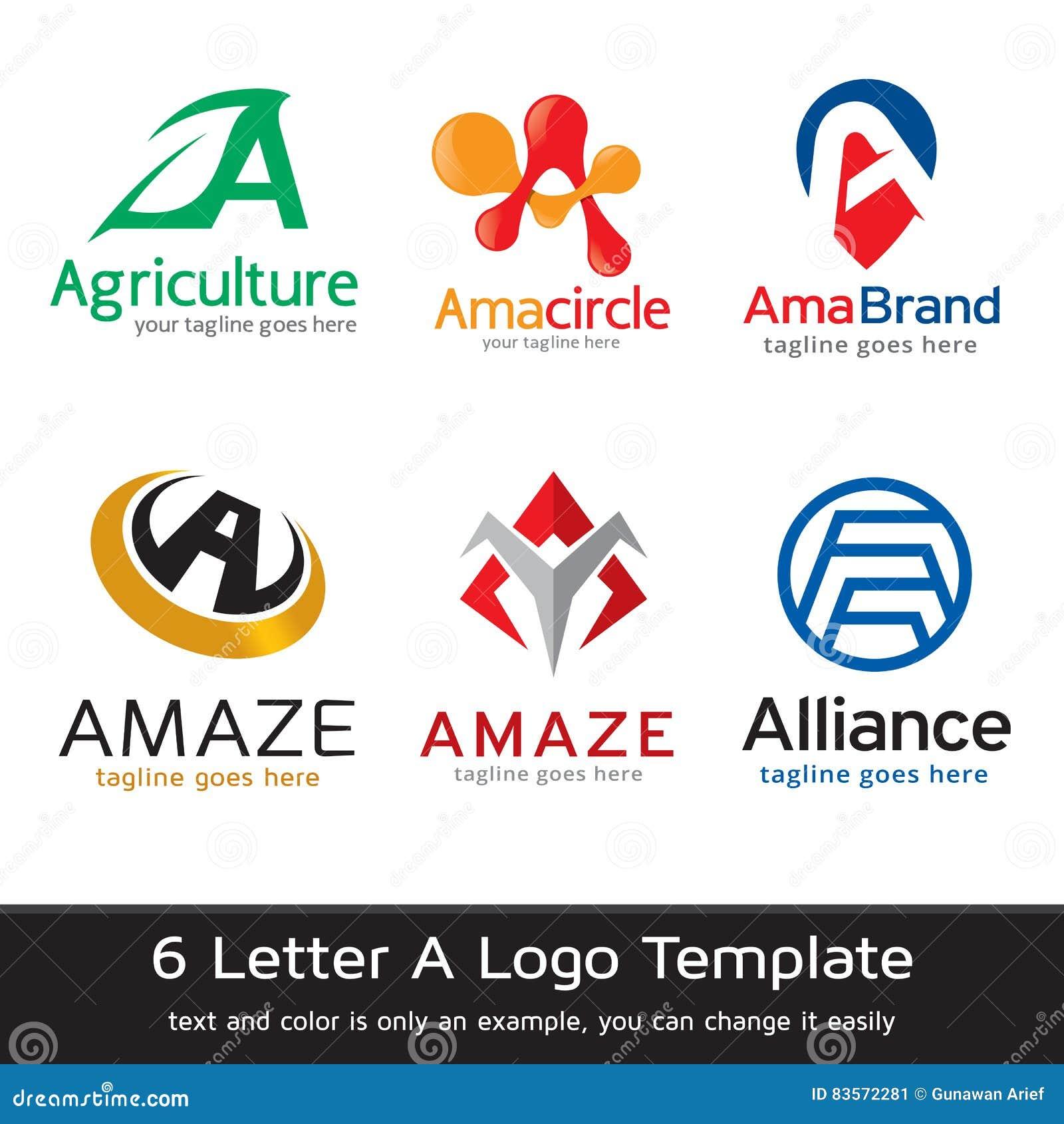 Marquez Avec Des Lettres Logo Template Design Vector Illustration de ... e6853a05ed1d