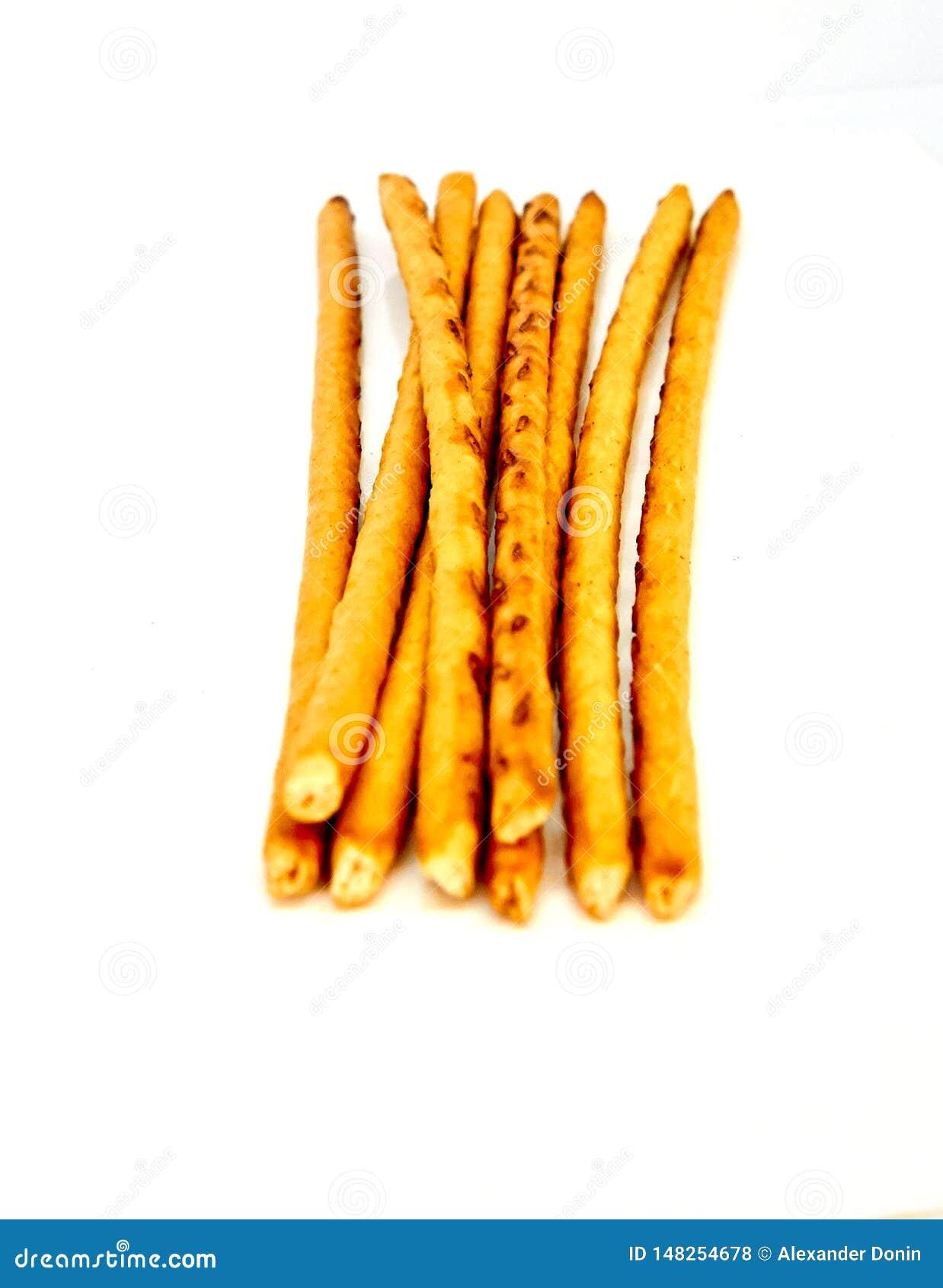 Marr?n de oro de los palillos salados