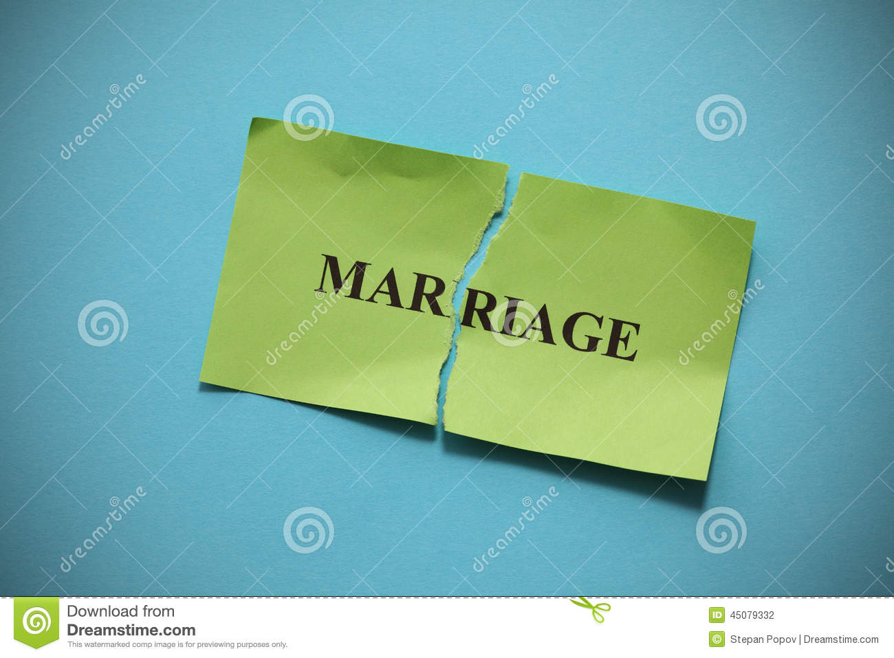Marriage Rift