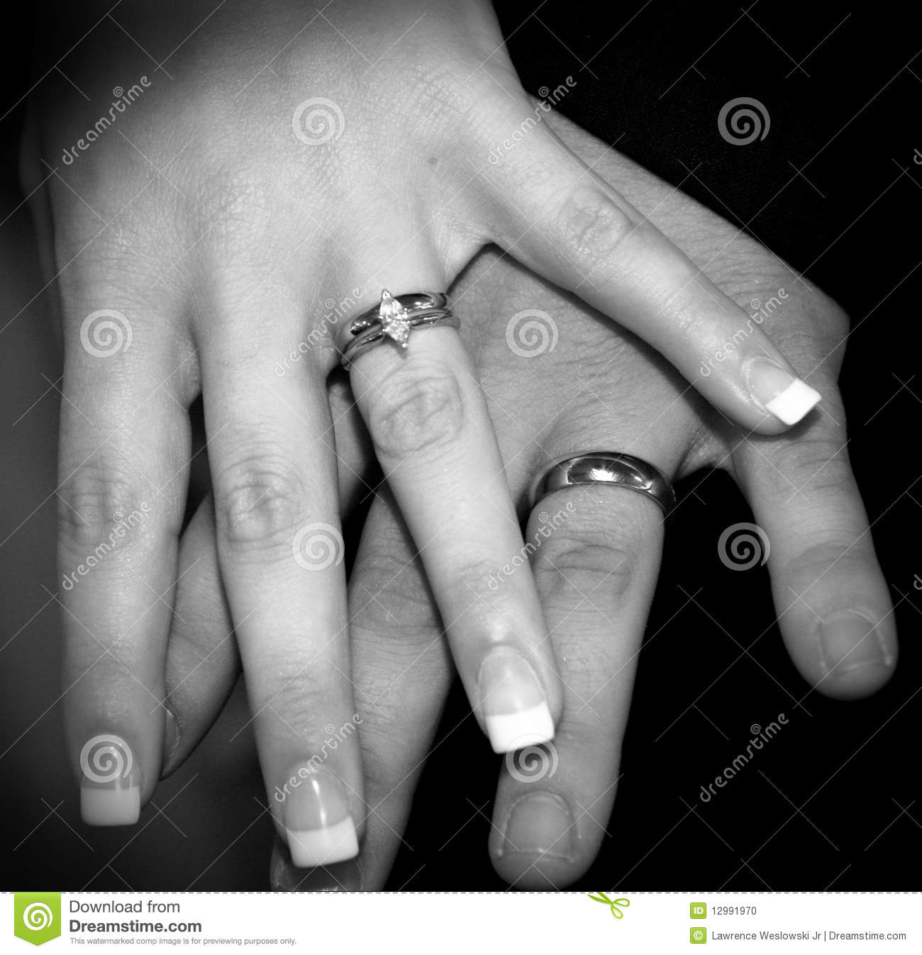 Image Result For Man And Woman Wedding Band