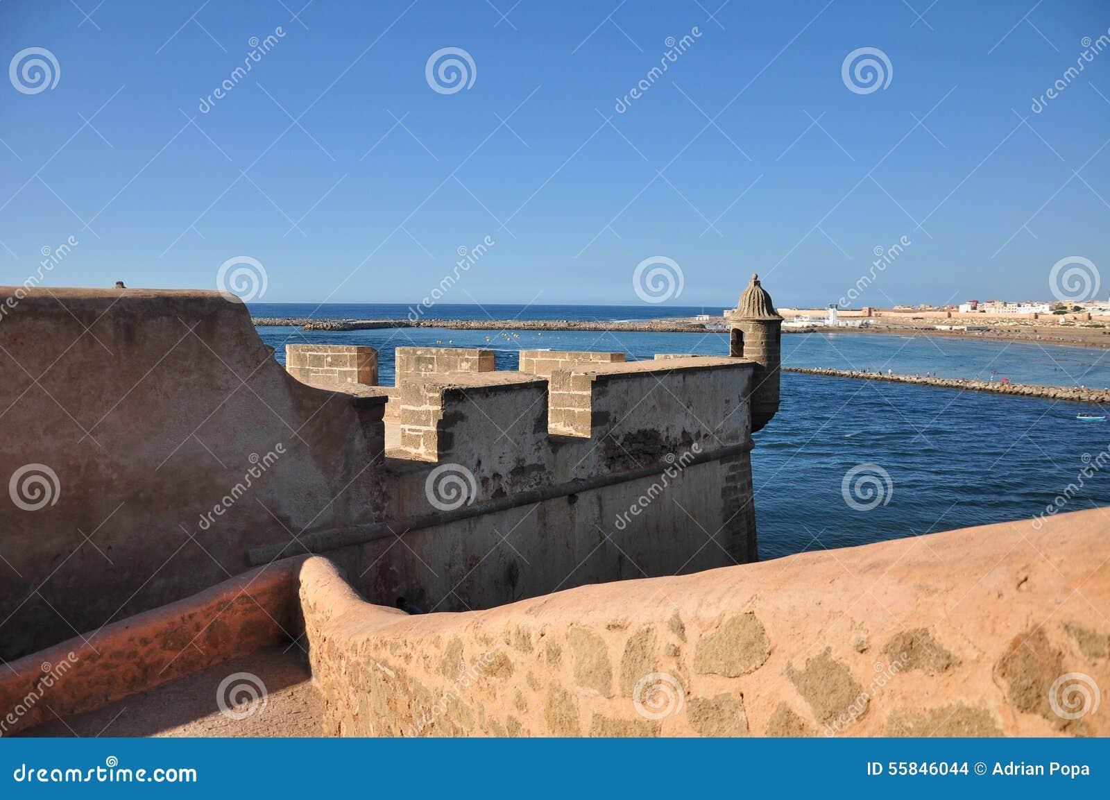 Marrocos, quadrado de Rabat