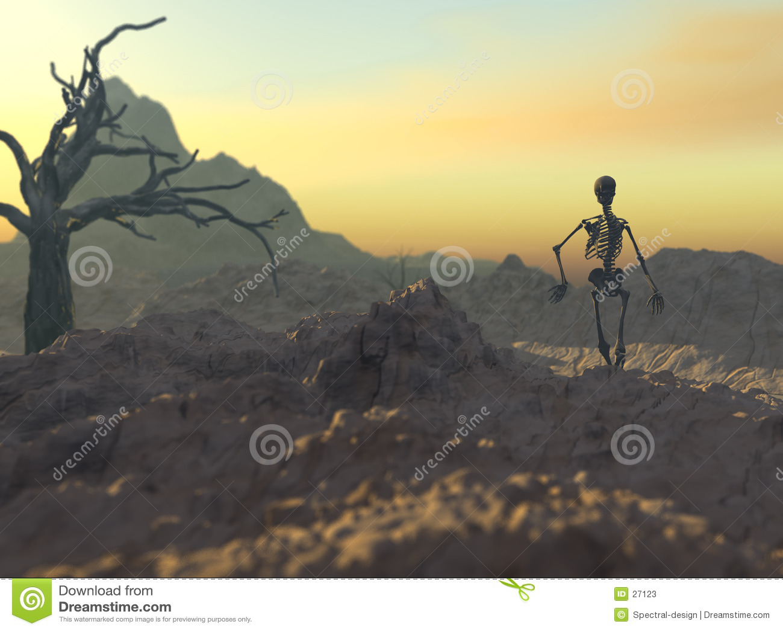 Mars d un skelleton 1