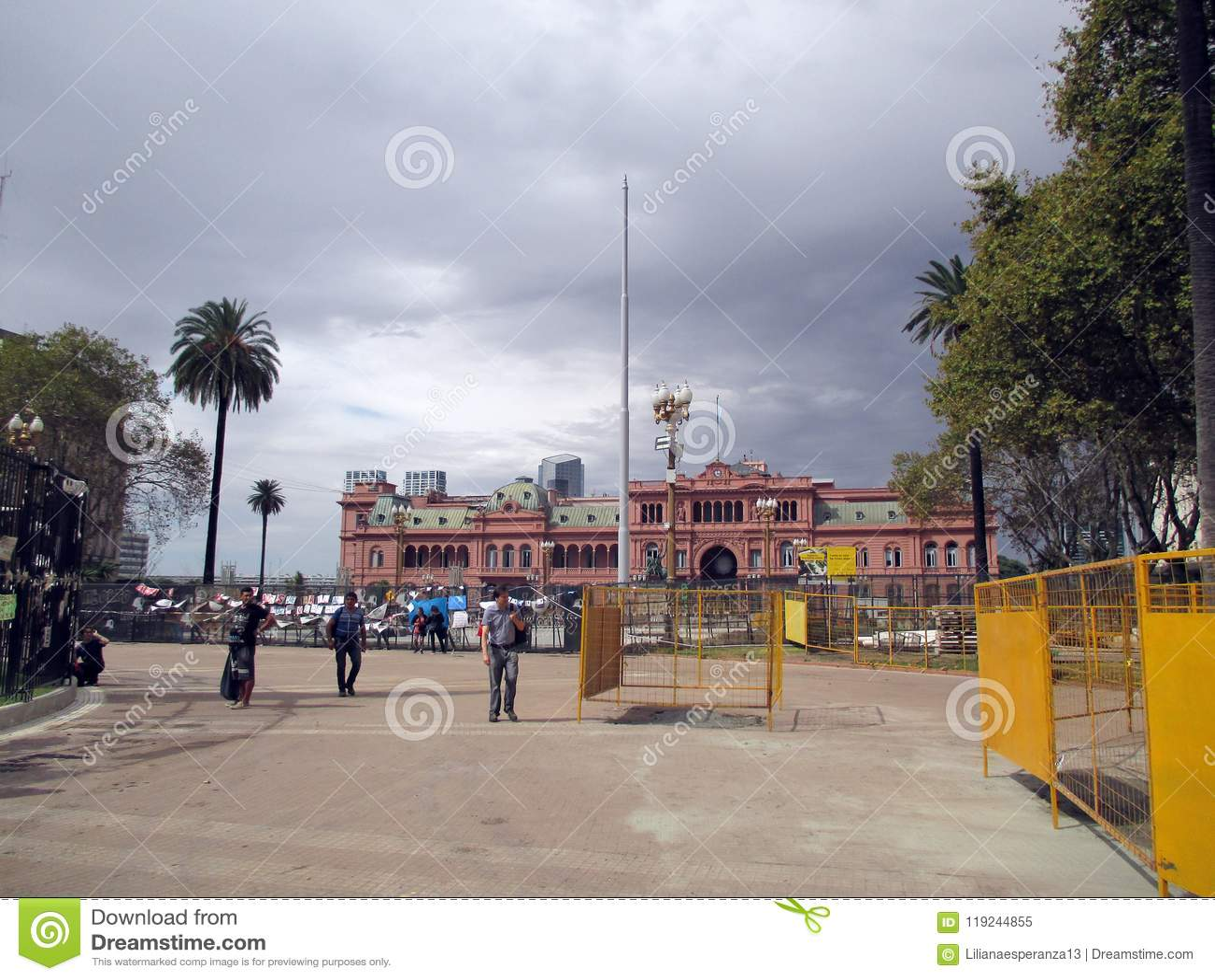 Mars 2084 des mères de Plaza de Mayo à Buenos Aires Argentine