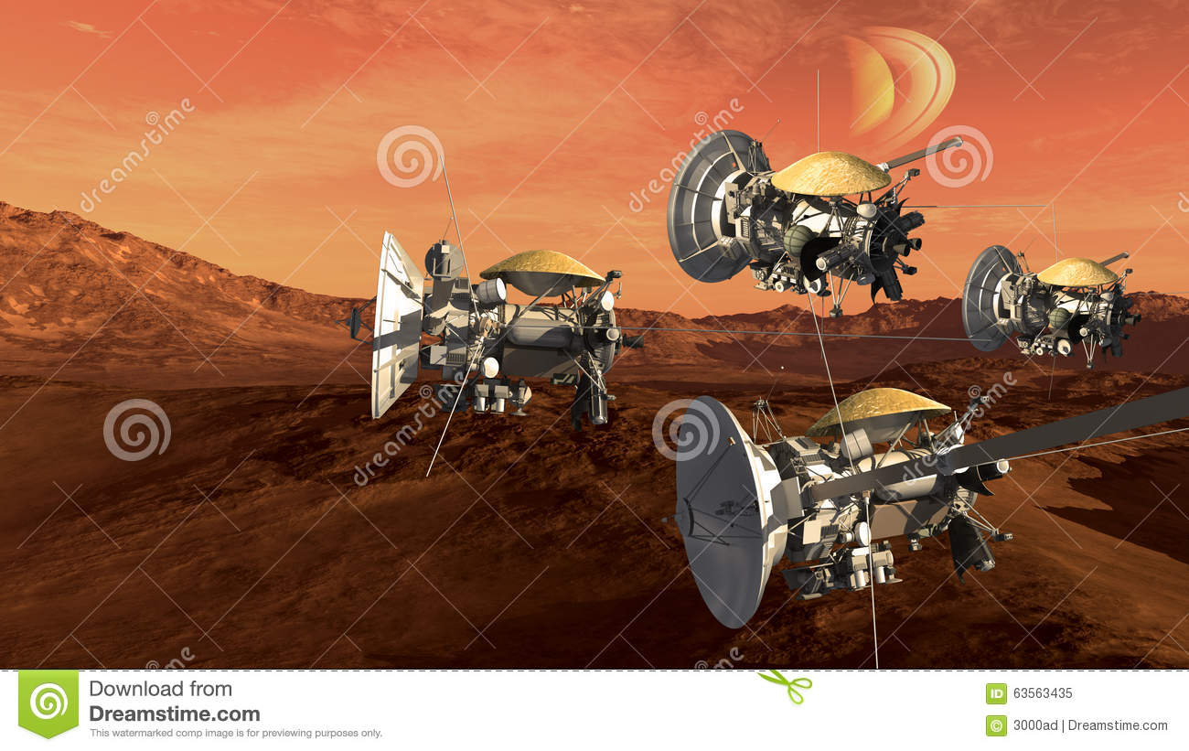 unmanned space exploration - photo #29