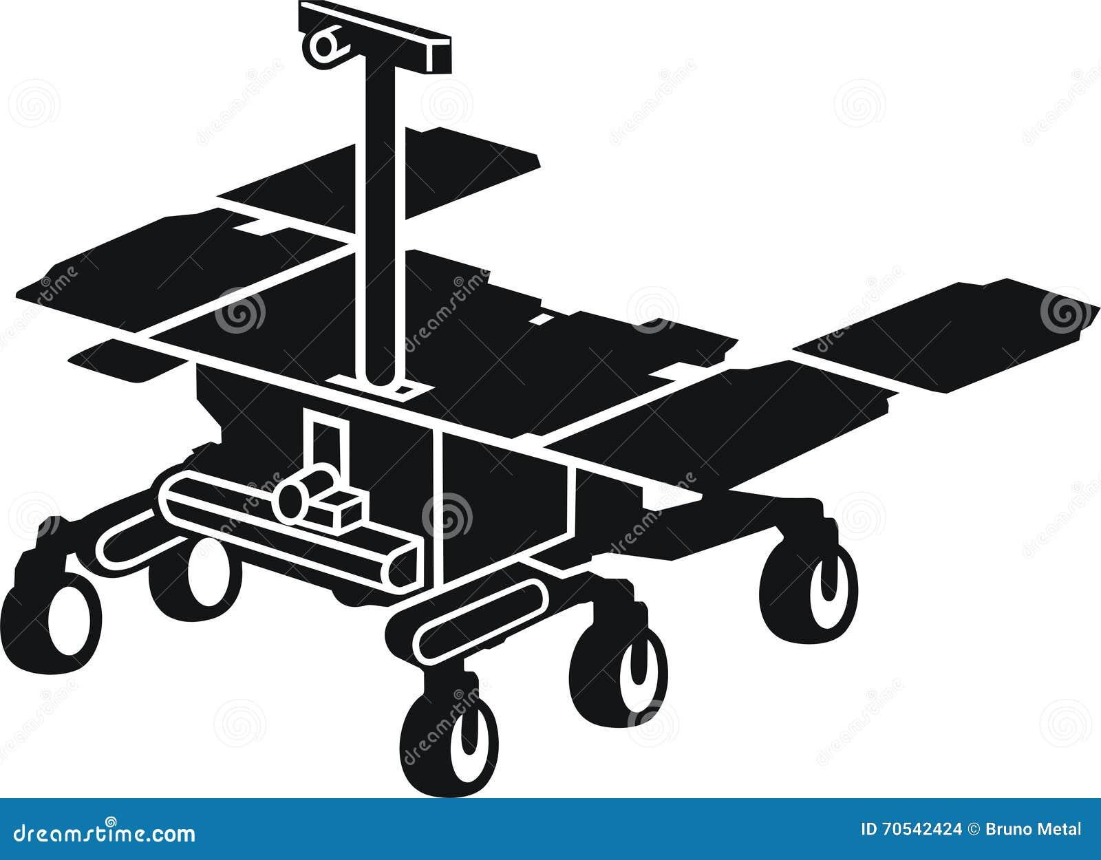 mars rover vector - photo #24