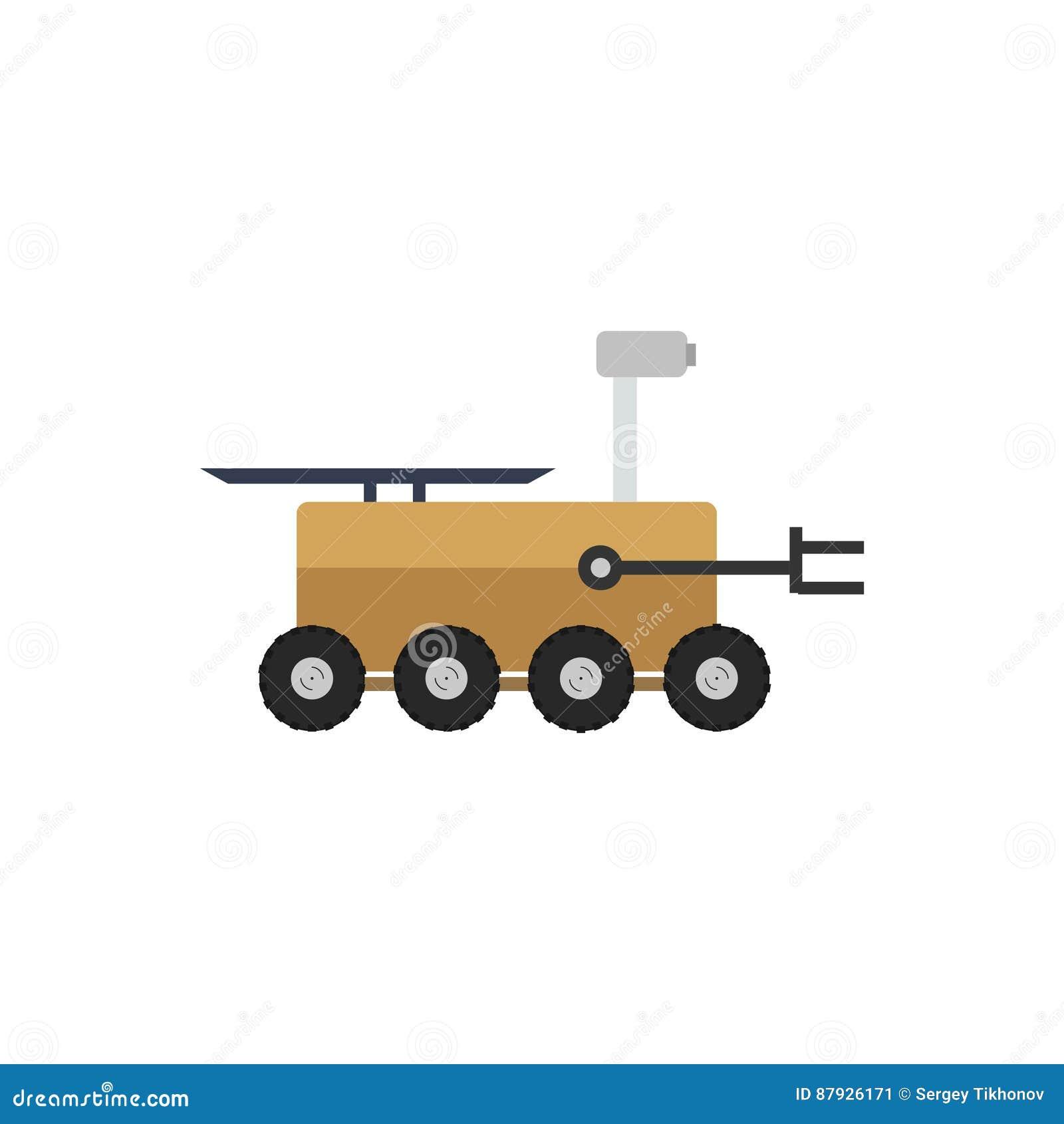 mars rover vector - photo #13