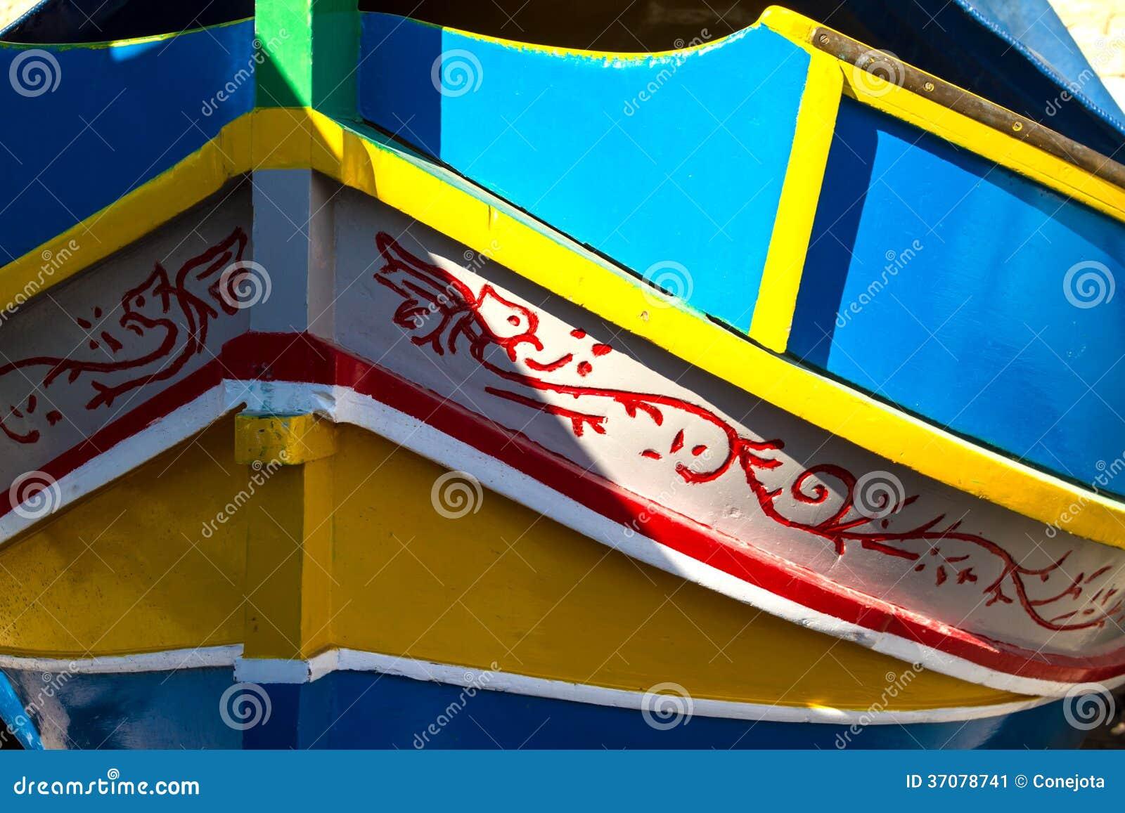 Download Marsaxlokk obraz stock. Obraz złożonej z wielo, interes - 37078741