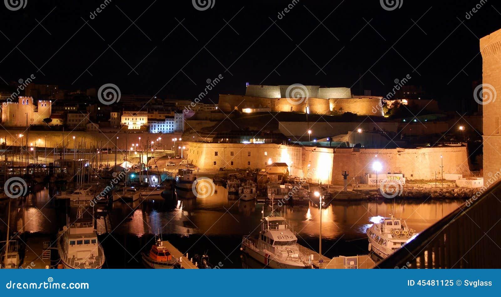 Marseiiles港