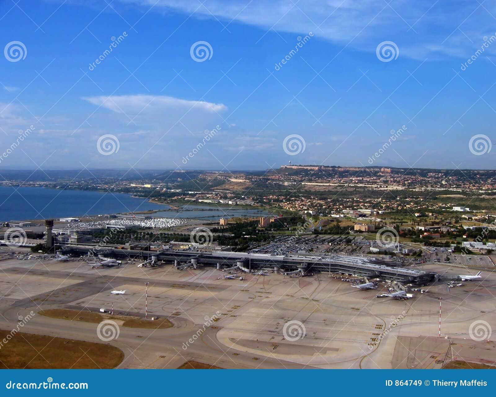 Marseille aiport