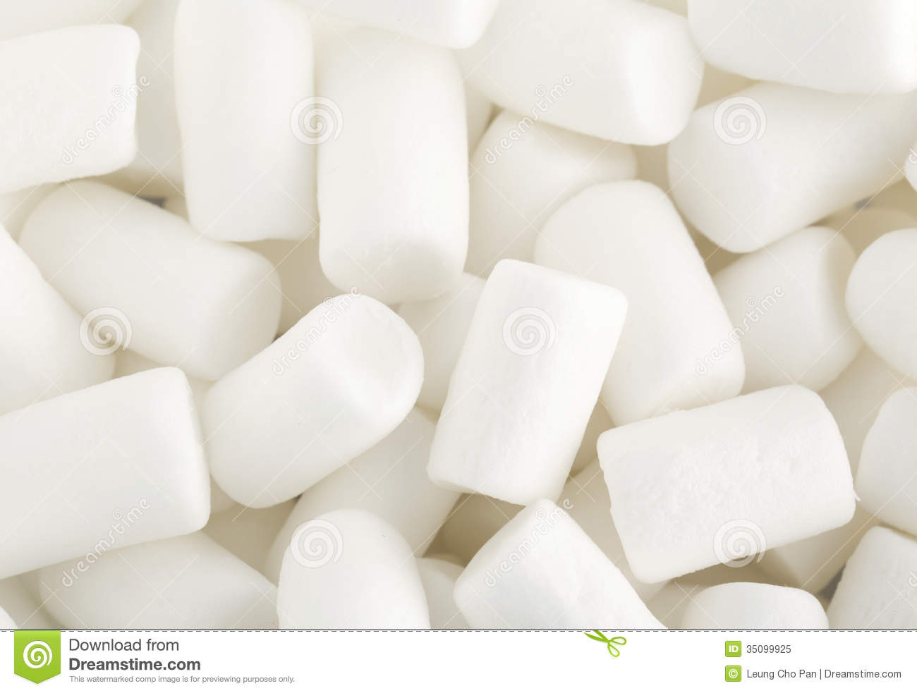 Marshmallow Royalty Free Stock Photo - Image: 35099925