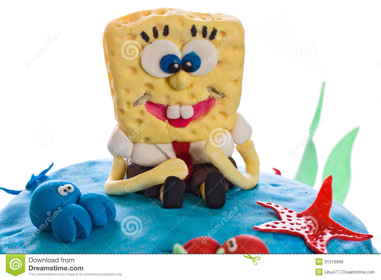 Pin 2d Spongebob Cake Cmny Cakes Cake On Pinterest