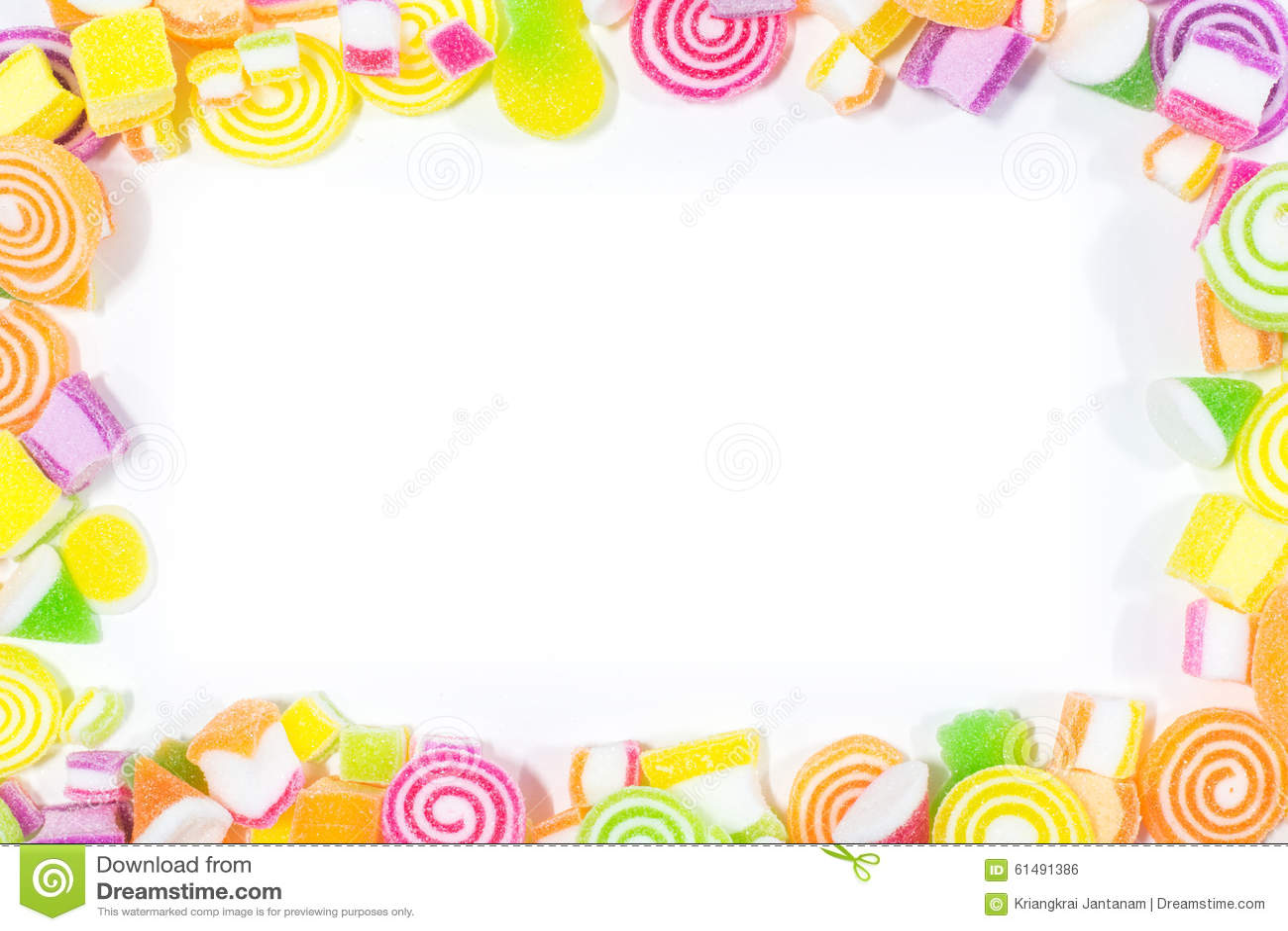 Marsmellow有凝胶甜点背景