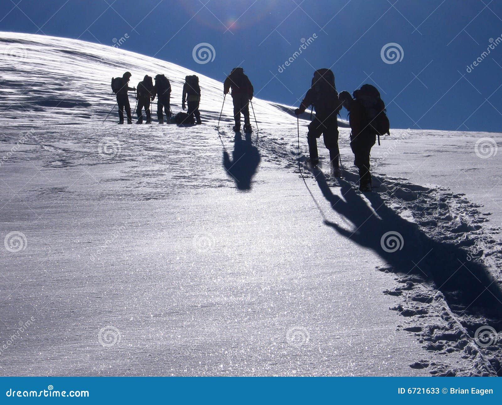 Marszu szczyt