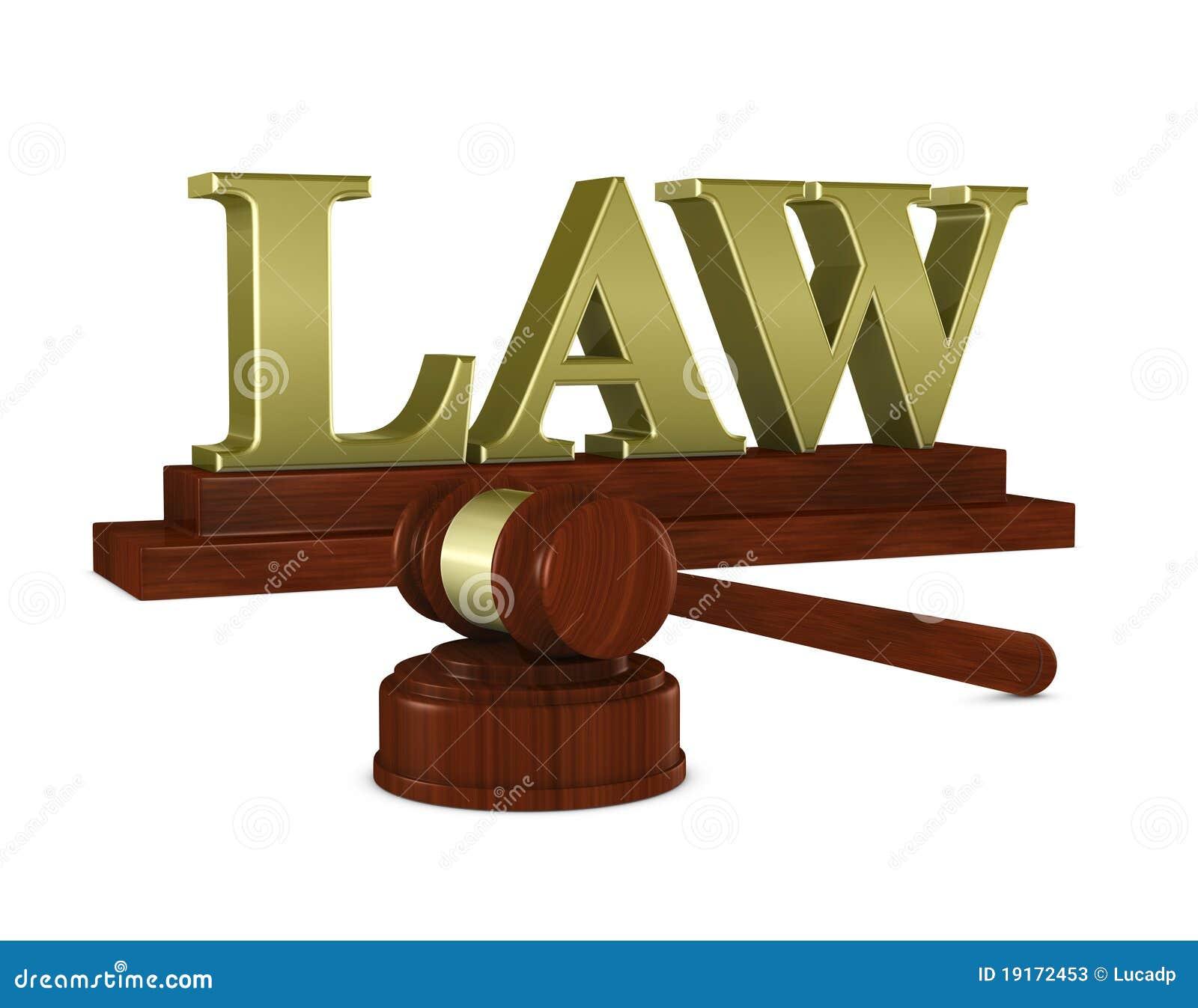 Marteau de juge et