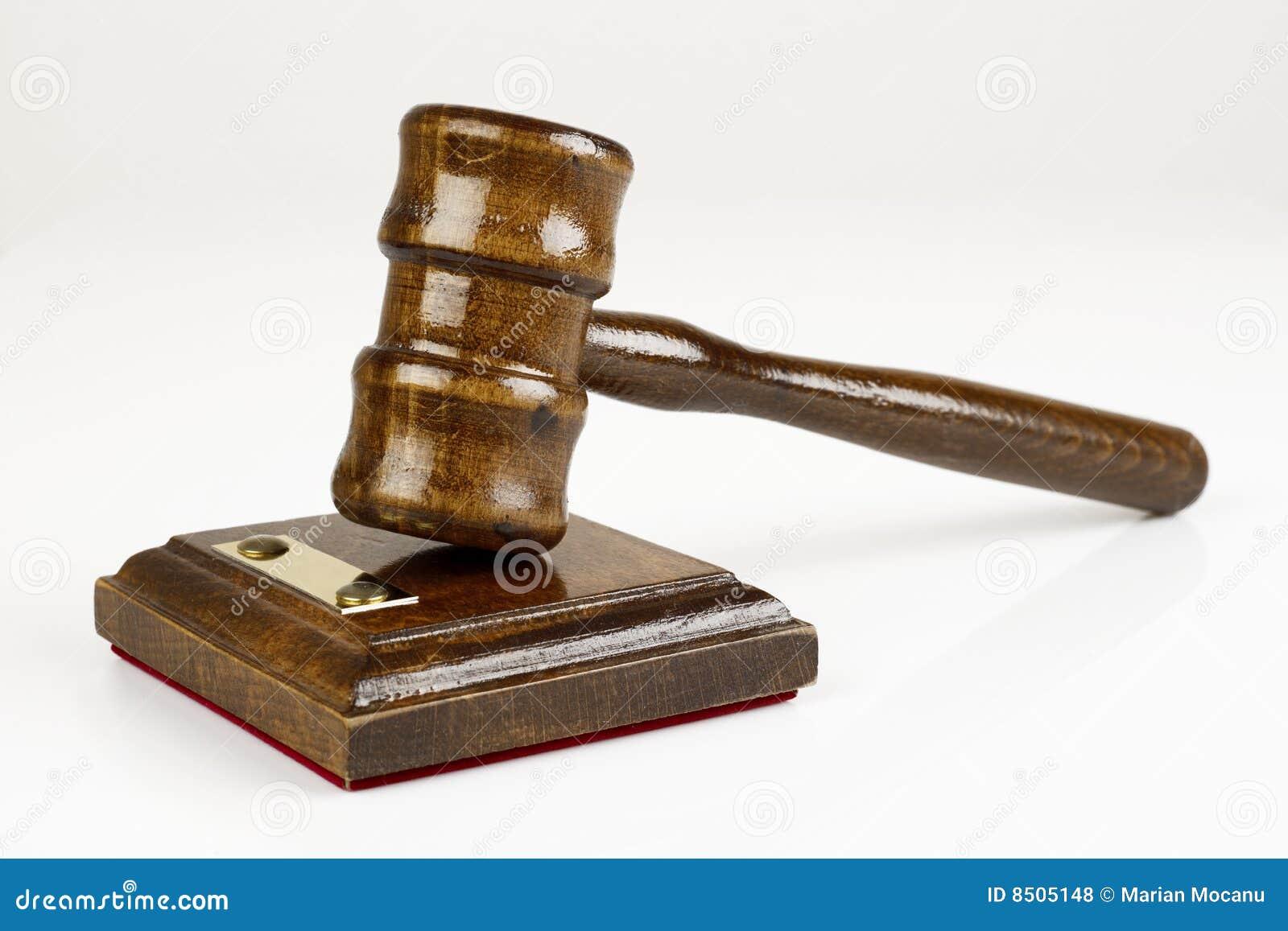 Martello dell avvocato
