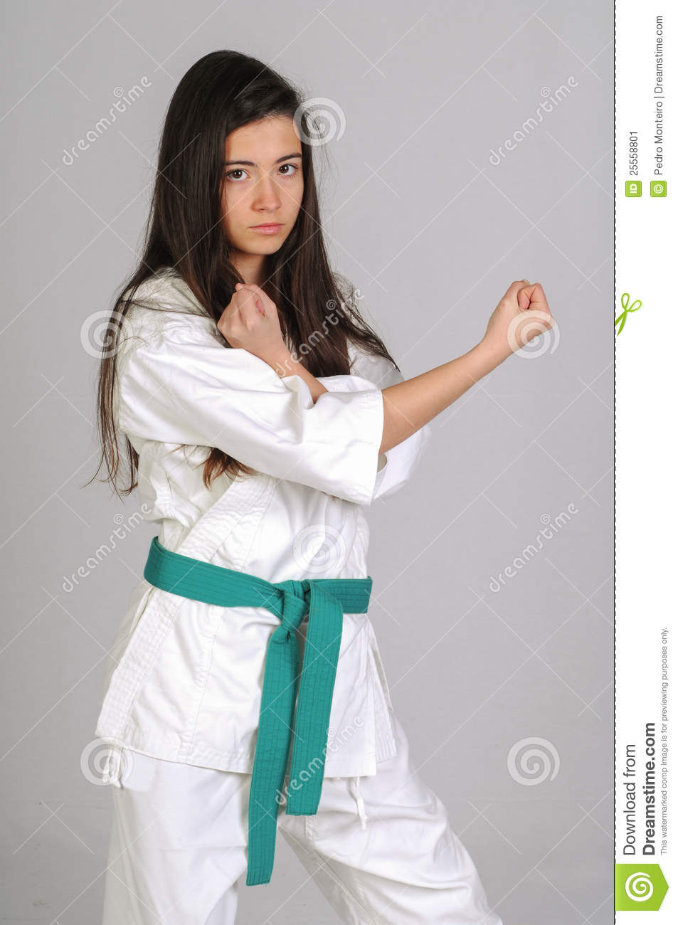 Dating a girl from martial arts