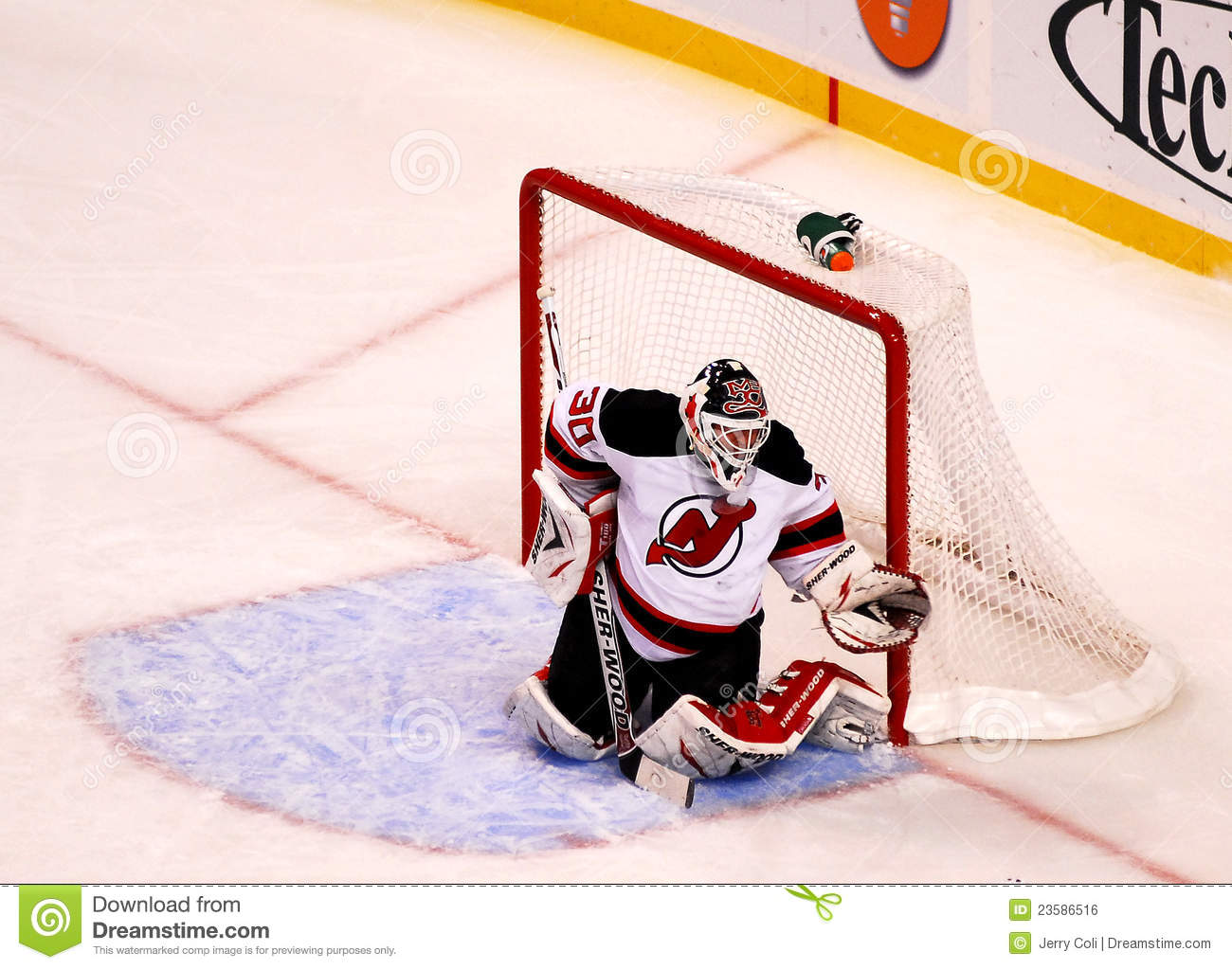 Martin Broduer New Jersey Devils Editorial Photo - Image of