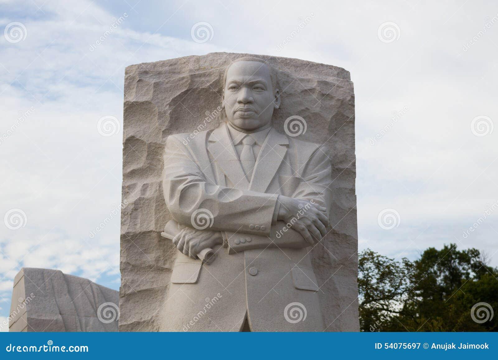 Martin Luther King, het Gedenkteken van Jr herdenkings