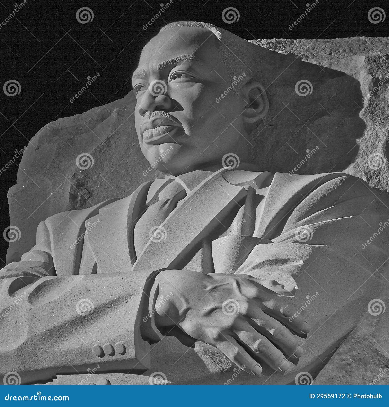 Martin Luther King, het Gedenkteken van Jr. --Washington, gelijkstroom