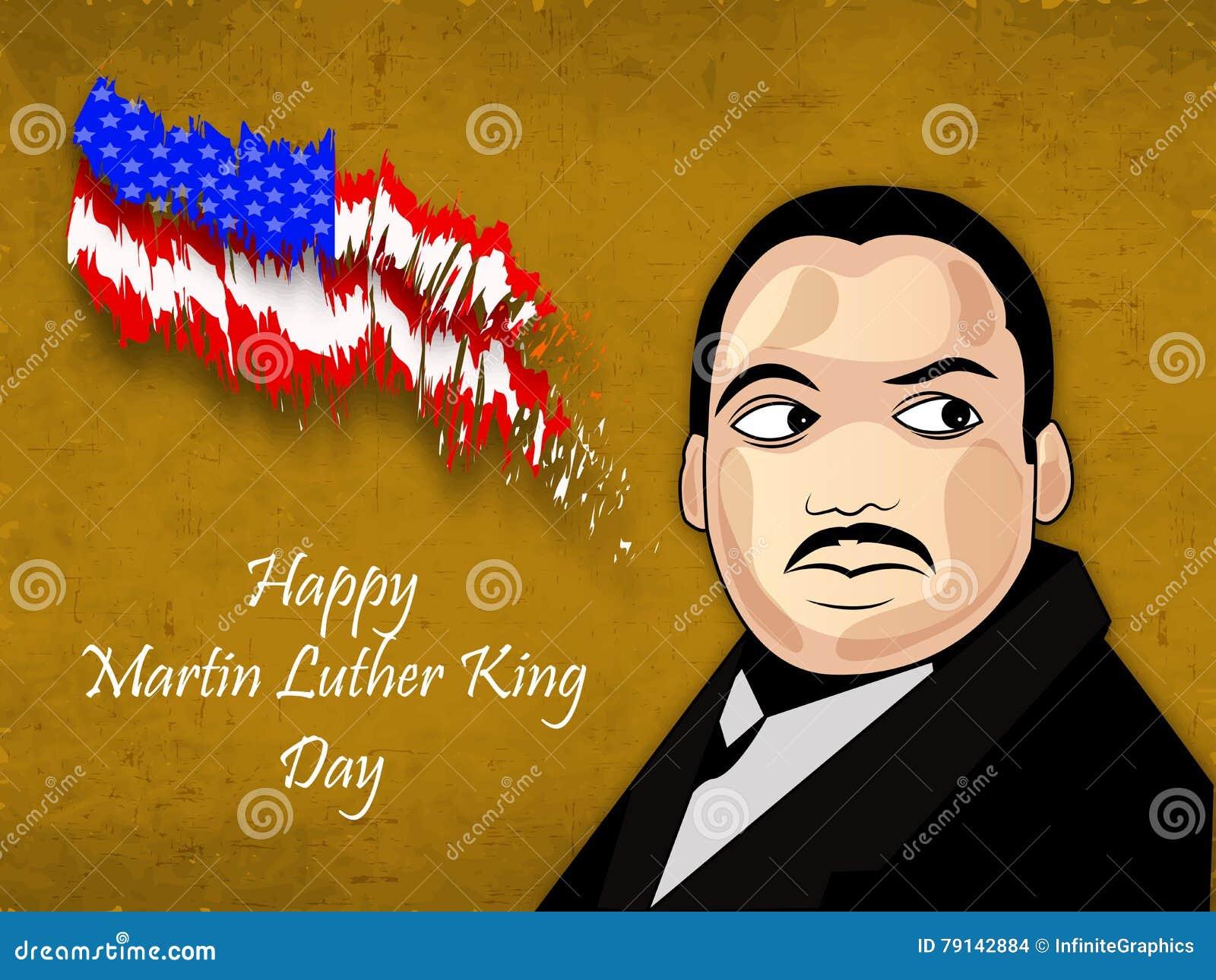 Martin Luther King, mémorial de Jr Fond de jour