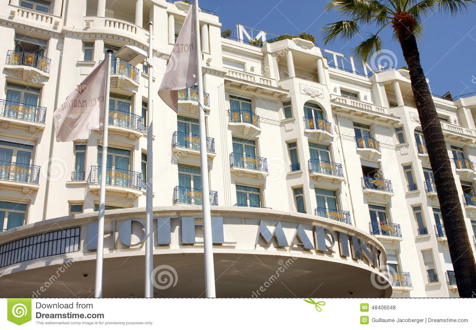 Martinez Hotel - Cannes