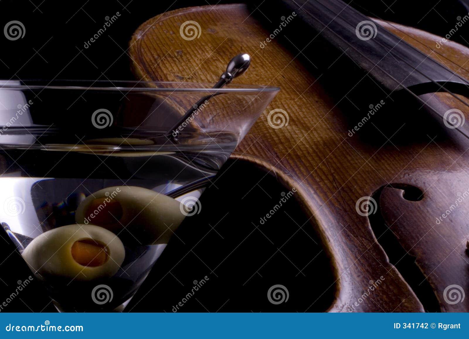 Martini fiol