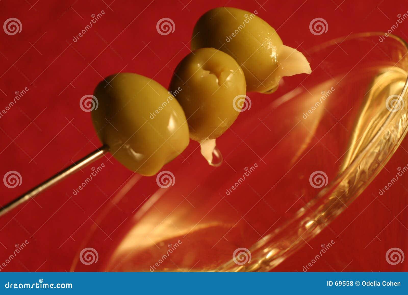 Martini olivgrön