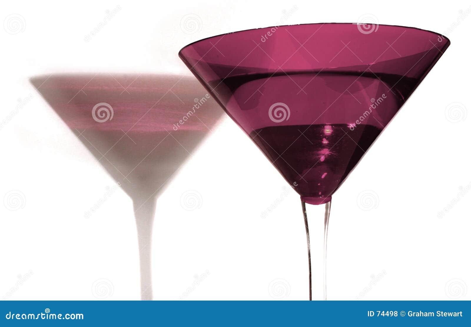 Martini púrpura