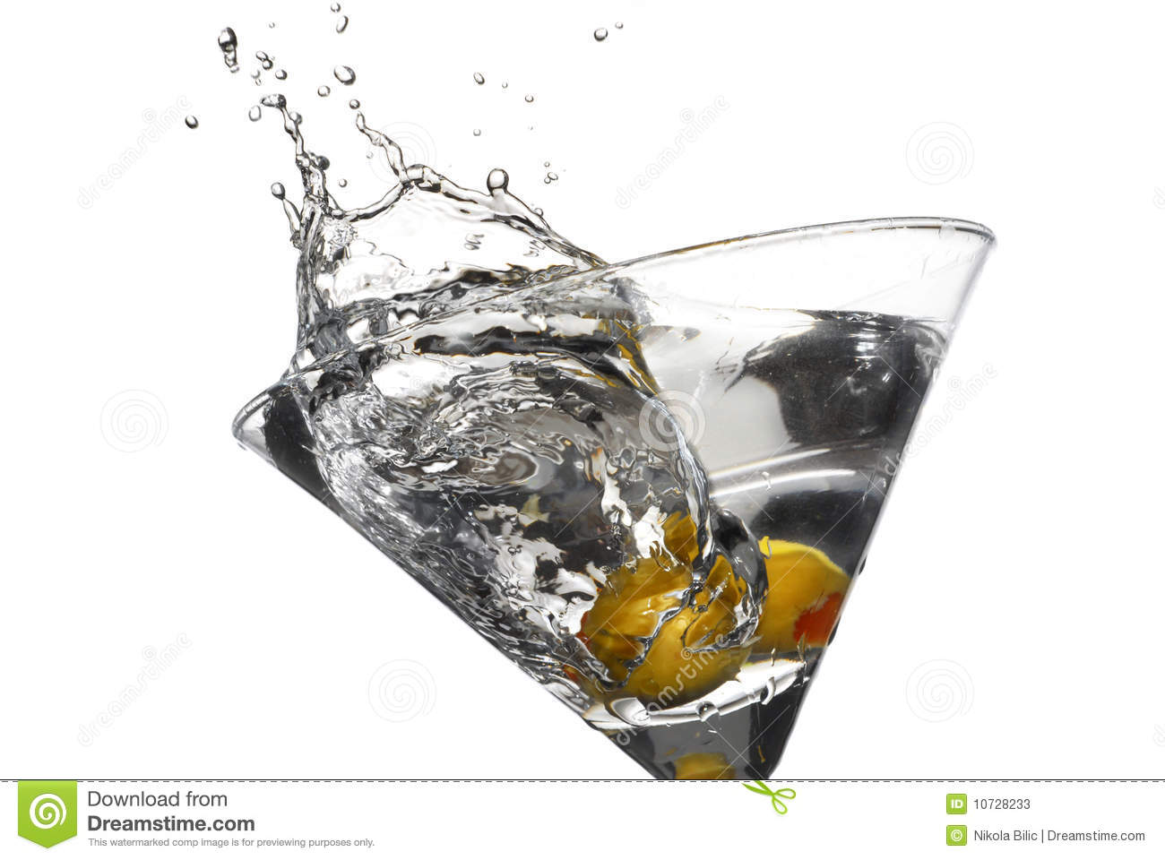 vodka with a splash of martini | shot for strobist sundays i… | Flickr