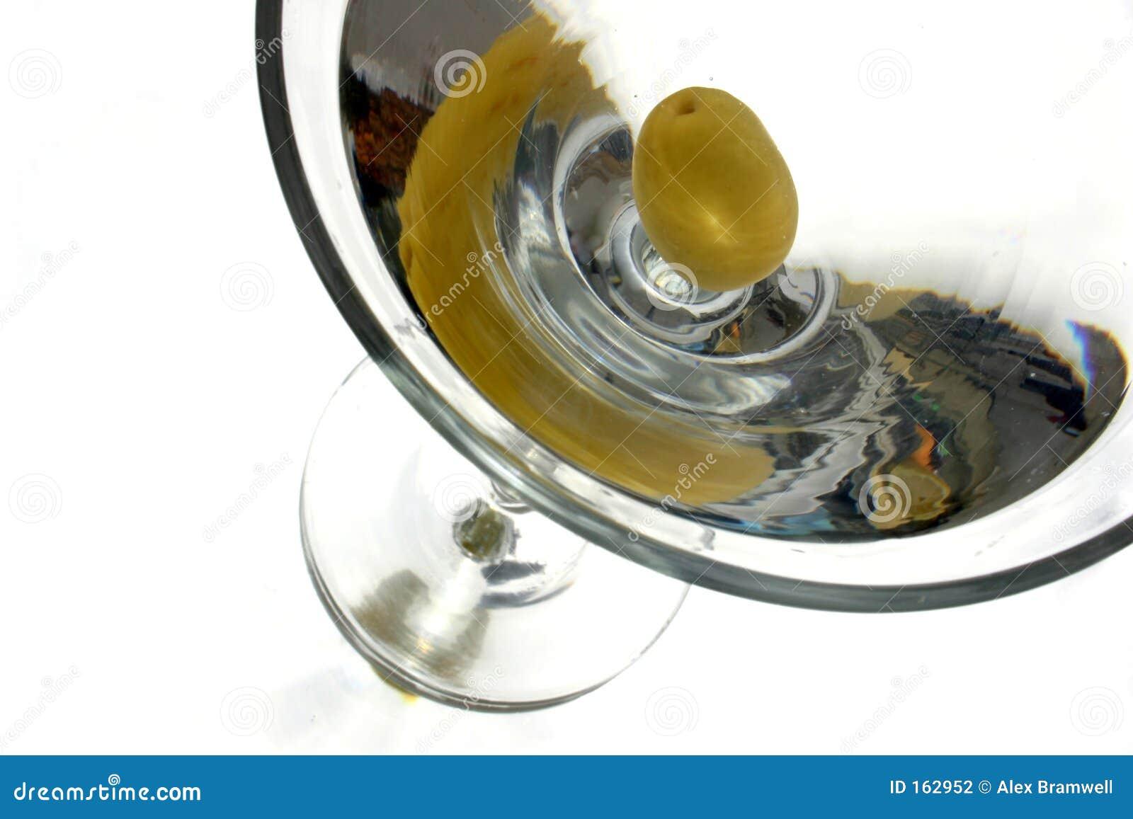 Martini up close