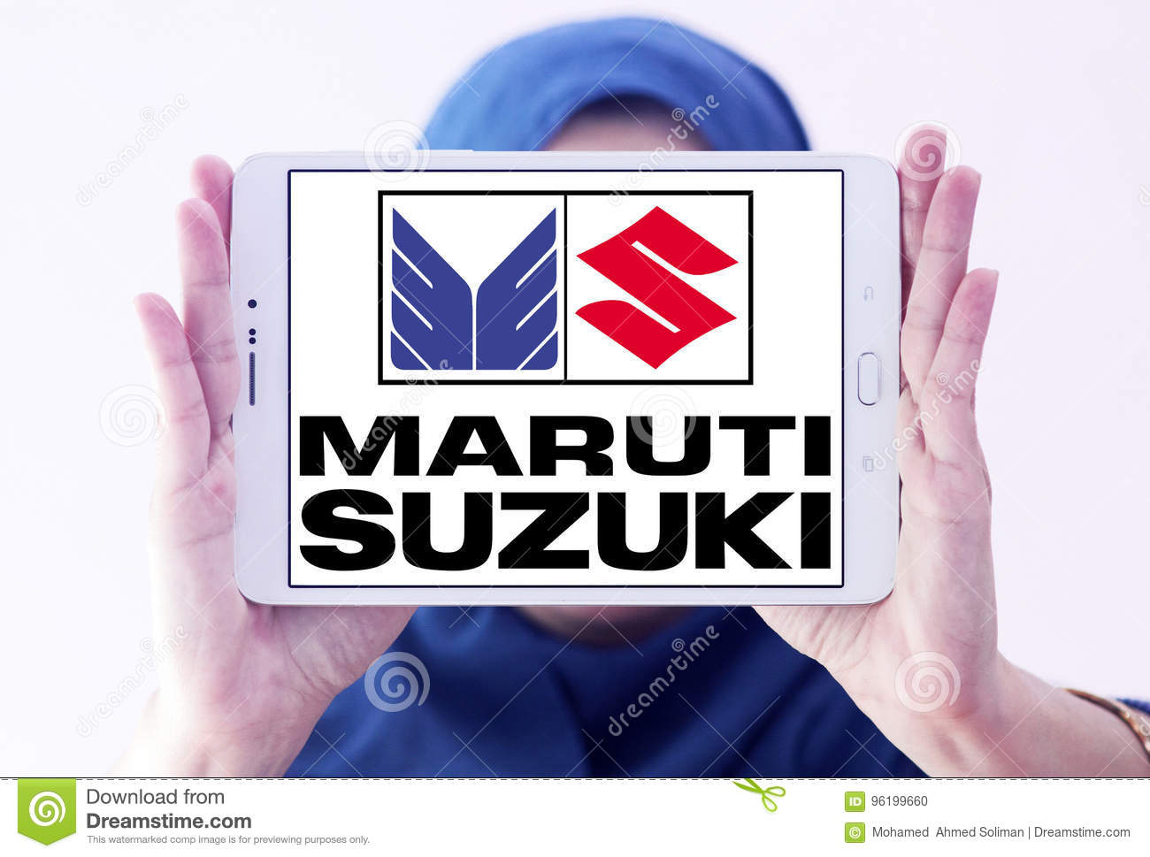 Maruti Suzuki Car Logo Editorial Image Image Of Icons 96199660