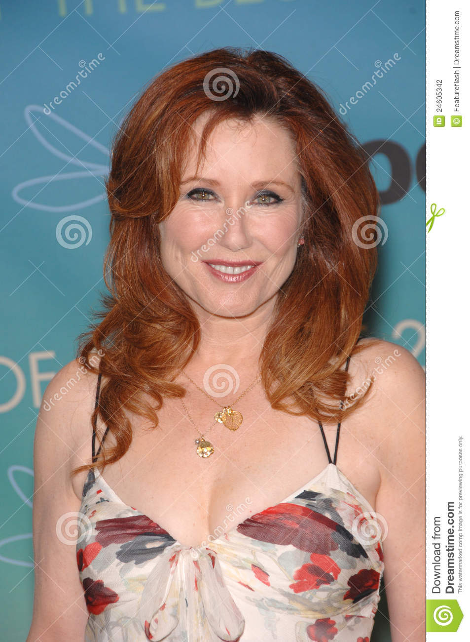 Watch Mary McDonnell video
