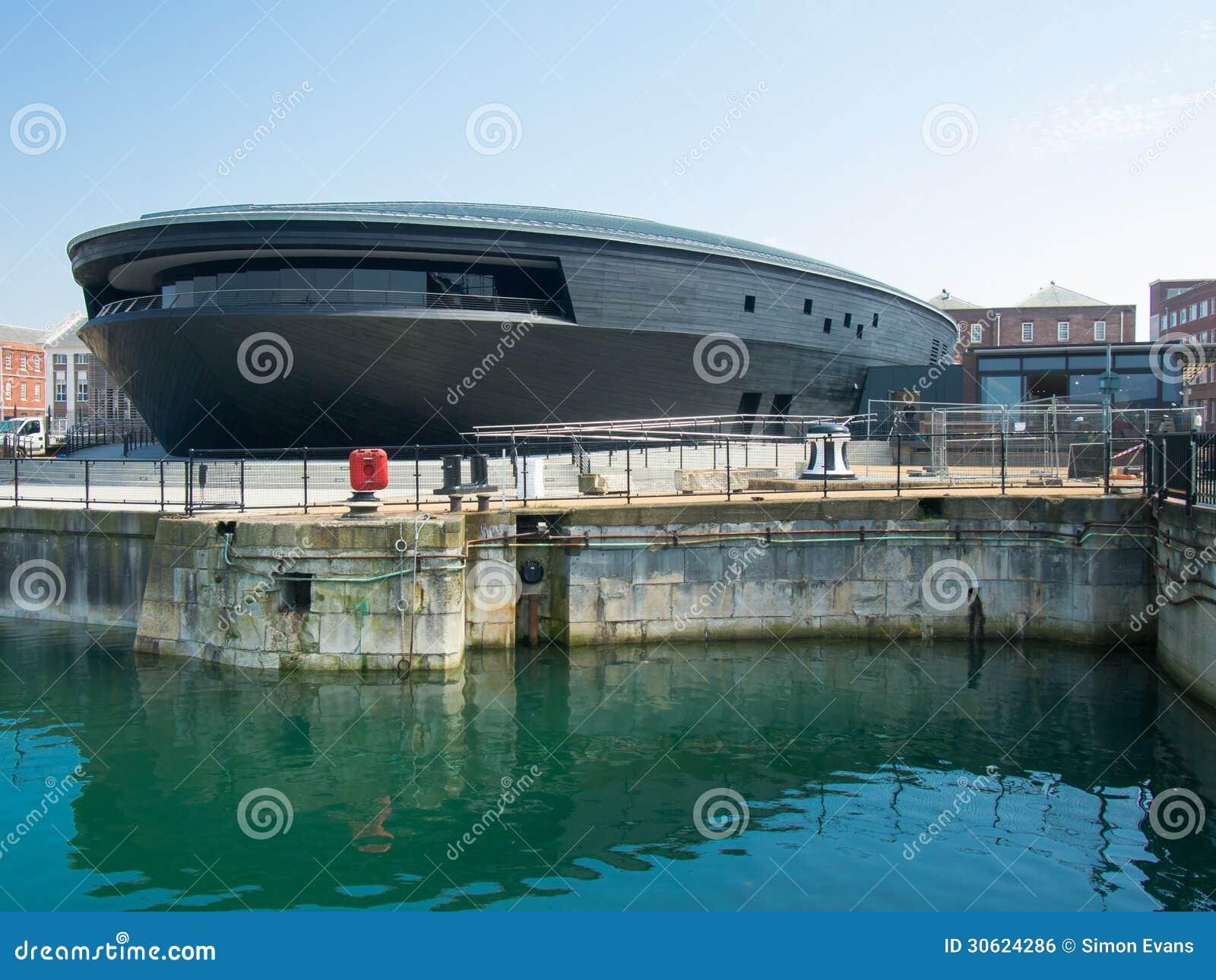 Mary Portsmouth Różany Muzealny Historyczny Dockyard