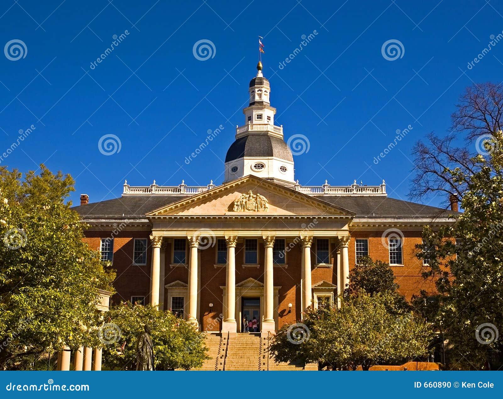 Maryland stolicy stanu
