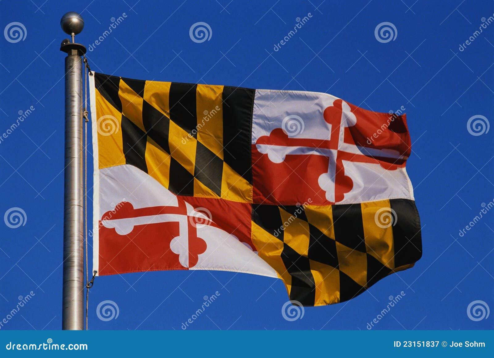Maryland tillståndsflagga