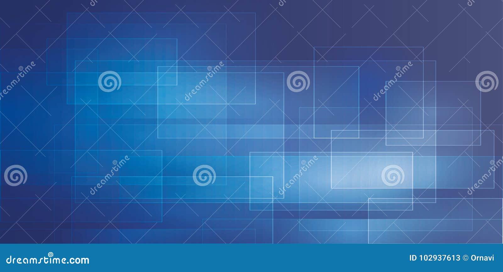 Marynarki wojennej błękita tła geometrii warstwy i połysku elementu Abstrakcjonistyczny wektor