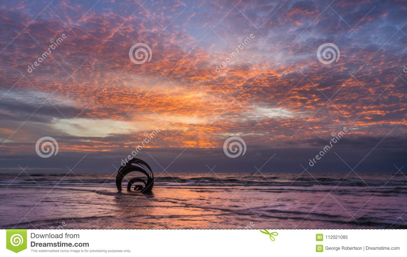 Marys Shell, Cleveleys in Lancashire