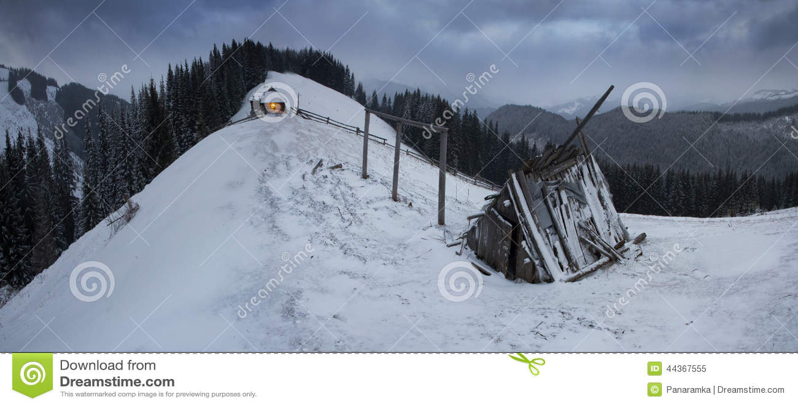 Marzo Carpathians