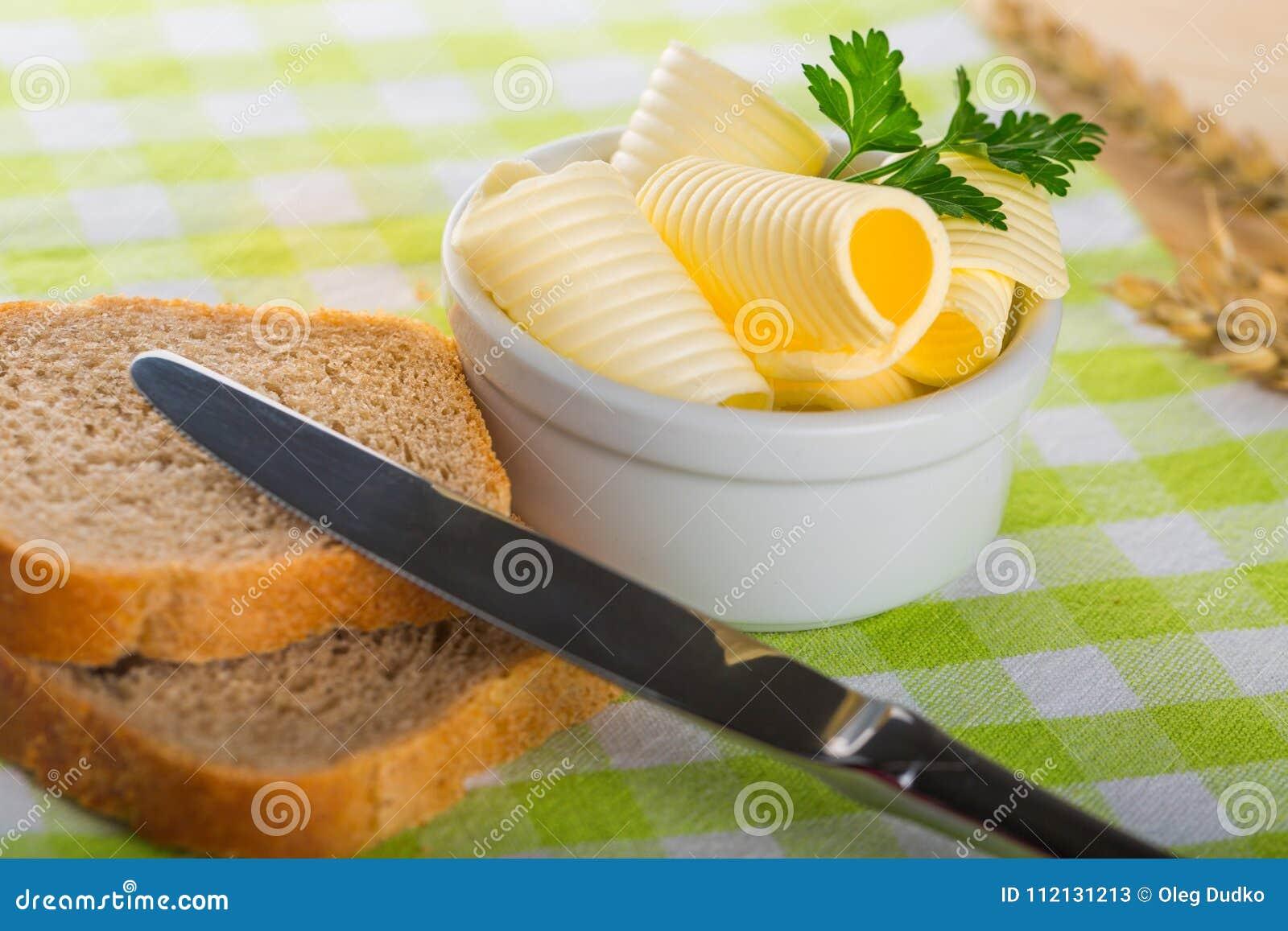 Masło chlebowi kędziory