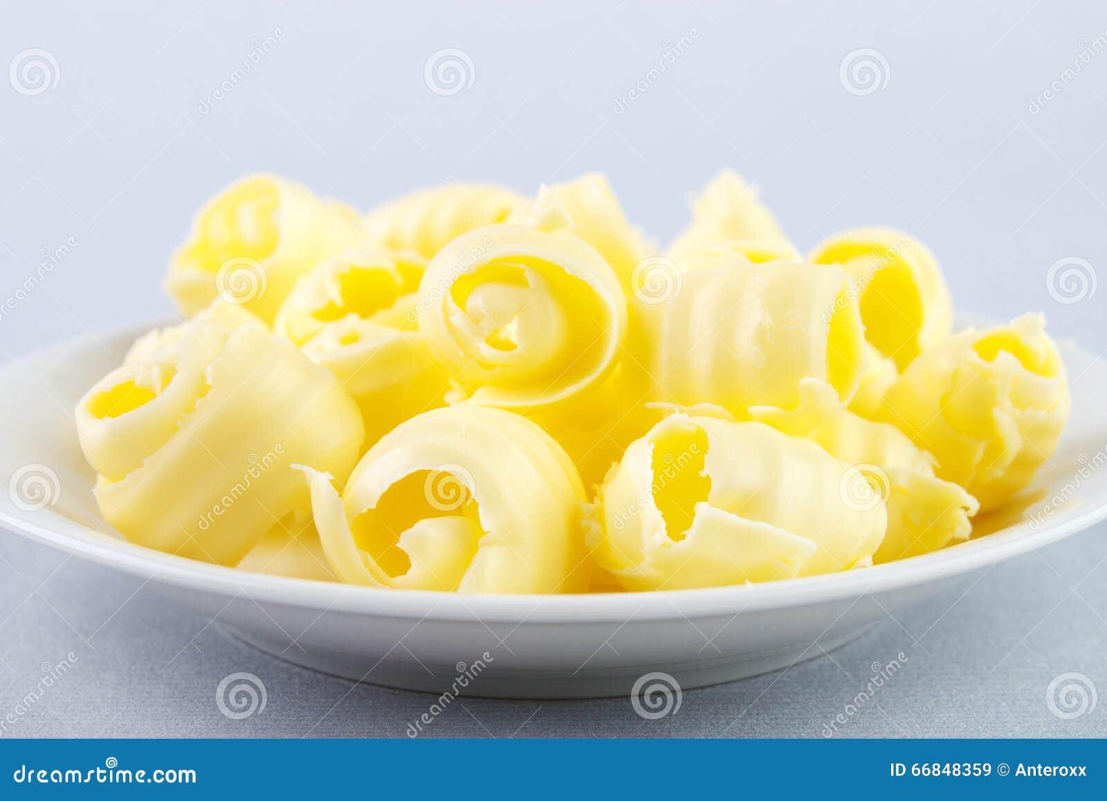 Masło kędziory